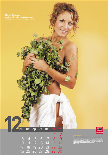 Календарь технониколь 2008 год